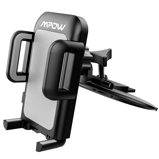 Mpow-CD-Slot-Phone-Mount
